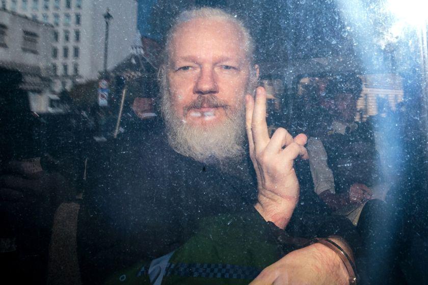 Reino Unido garantiza debido proceso legal a Assange