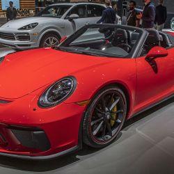 Porsche 911 Speedter