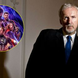 James Cameron reconoció el éxito de Avengers
