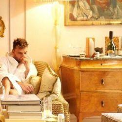 La sugerente foto de Ricky Martin y su marido en la cama