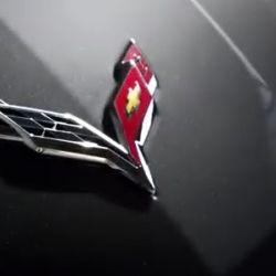 Logo Chevrolet Corvette