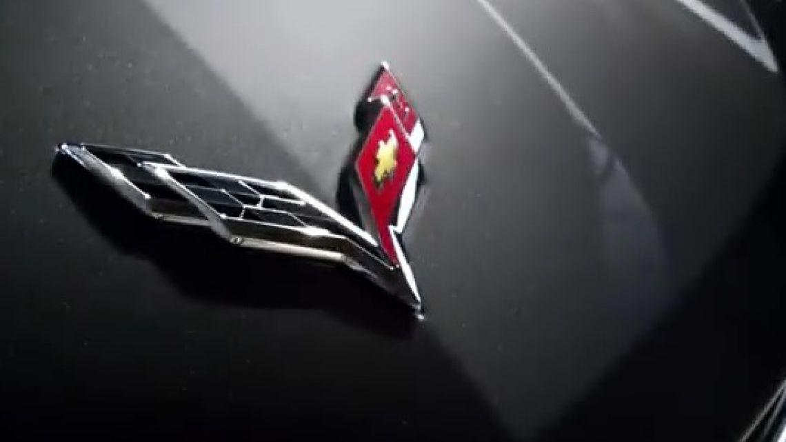 Parabrisas Como Evoluciono El Logo Del Chevrolet Corvette