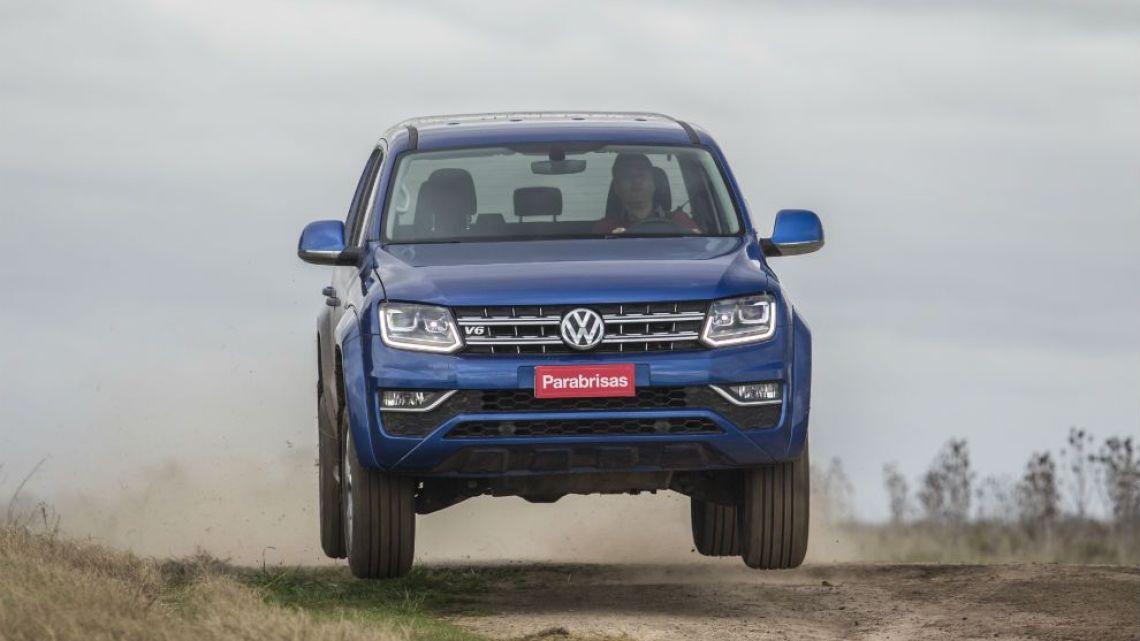 Parabrisas | Volkswagen Amarok V6 3 0 TDI