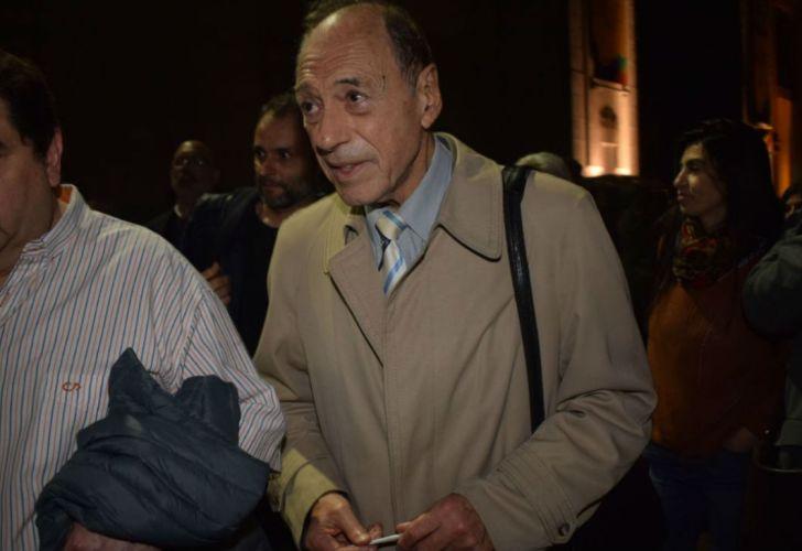 Eugenio Zaffaroni, ex juez de la Corte Suprema.