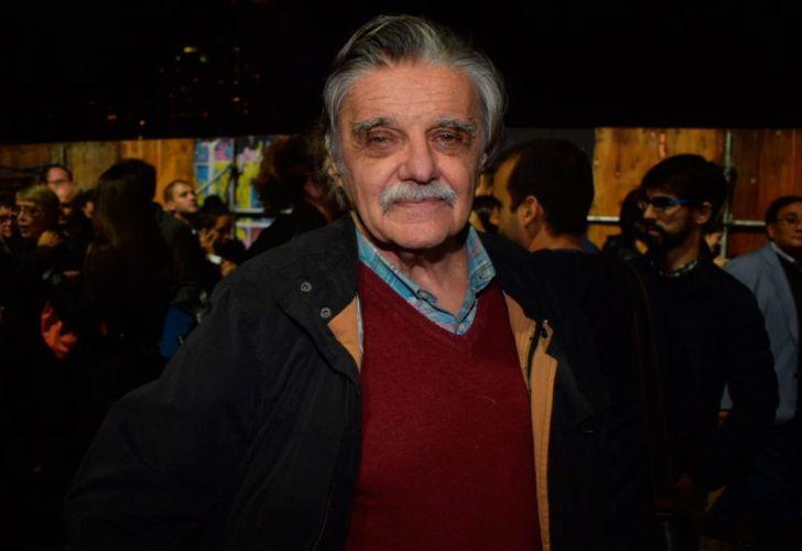 Horacio González, referente intelectual del kirchnerismo.