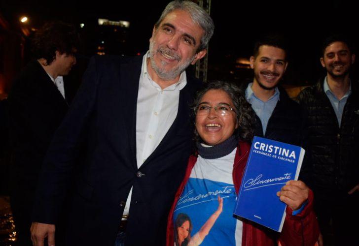 Aníbal Fernández, ex jefe de Gabinete del cristinismo.