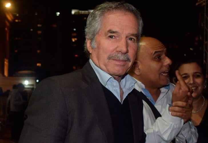 Felipe Sola, ex gobernador de la provincia de Buenos Aires.