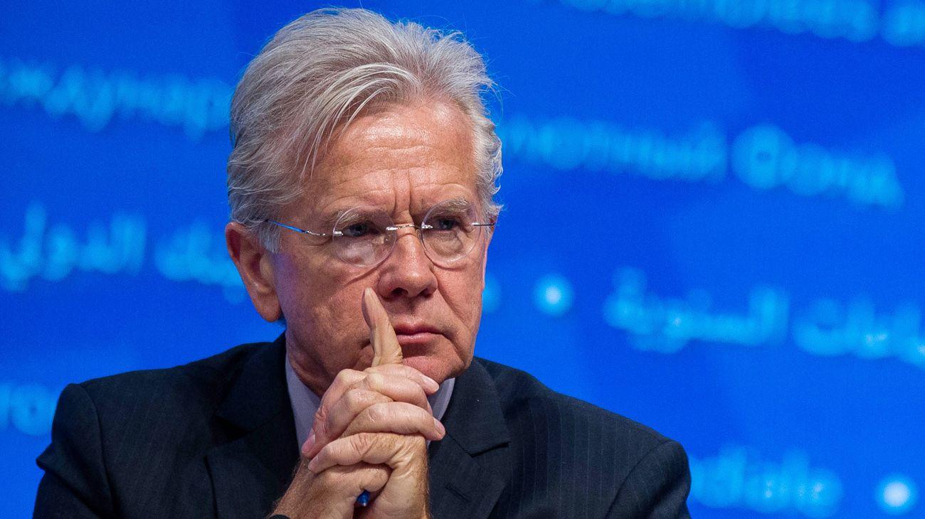 Gerry Rice, vocero del FMI