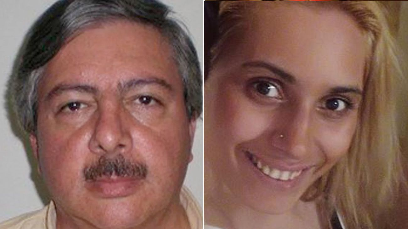 Marcelo Yadón y Stefanía Fernández.