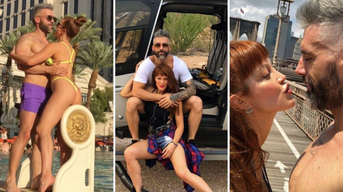 La ex de Alejandro Fantino se separó de su actual pareja