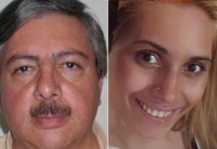 Marcelo Yadón y Stefanía Fernández