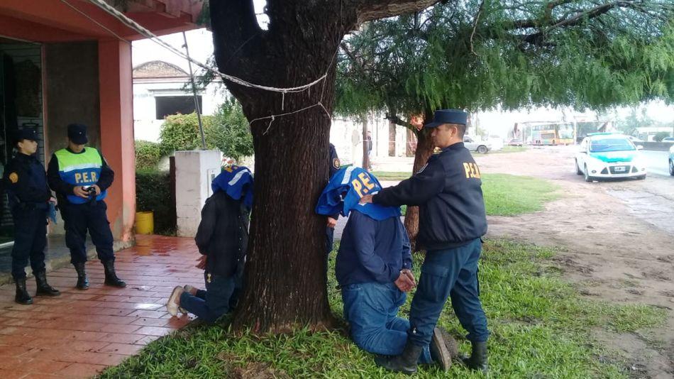 Juan Jesús Fernández fue capturado por la Policía de Entre Ríos