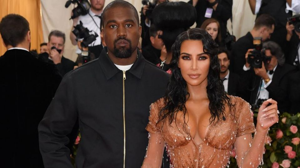 Kim Kardashian y Kanye West dan la bienvenida a su cuarto hijo