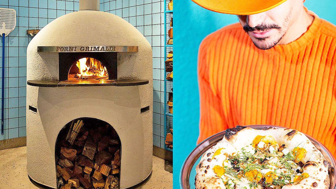Orno. Una pizzería distinta. Con cubiertas gourmet y tragos.