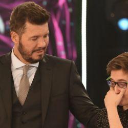 Guillermina Valdes, emocionada con Alex Guerrero.