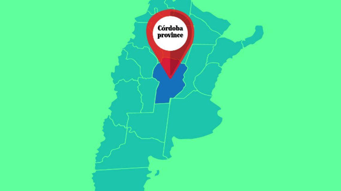 Cordoba province.