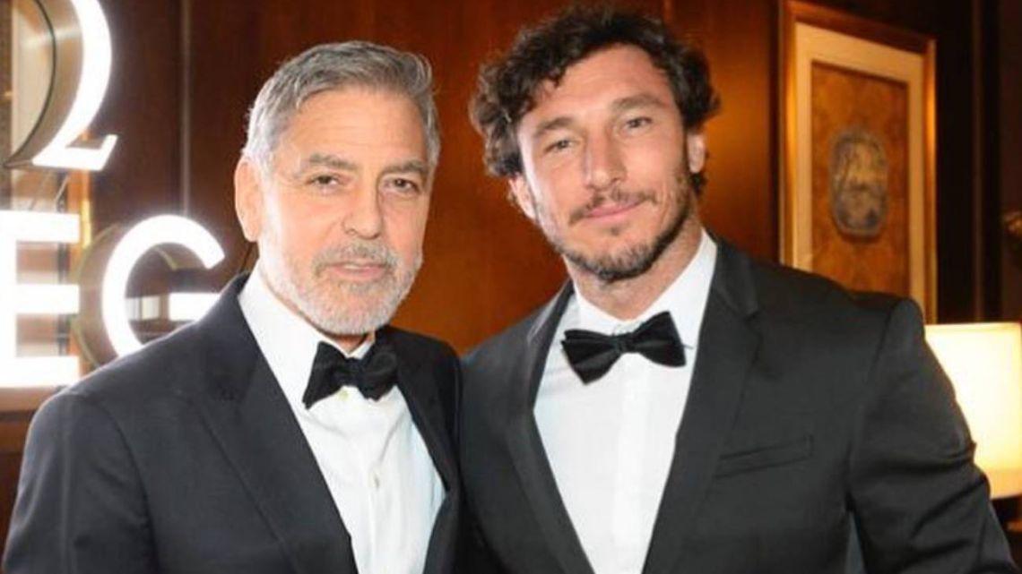 Pico Mónaco conoció a George Clooney