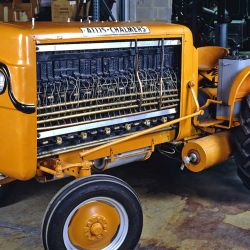 Allis-Chalmers Fuel Cell Tractor