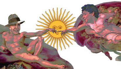 Los argentinos. Más creyentes que religiosos.
