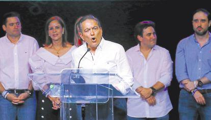 Cortizo. El nuevo presidente panameño tiene un difícil desafío por delante.