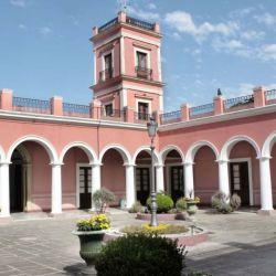 El Palacio Urquiza recibe visitas en la antigua casa del primer presidente constitucional.