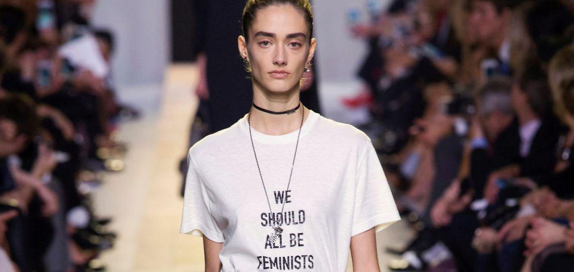 ¿Son feministas las remeras con mensaje?