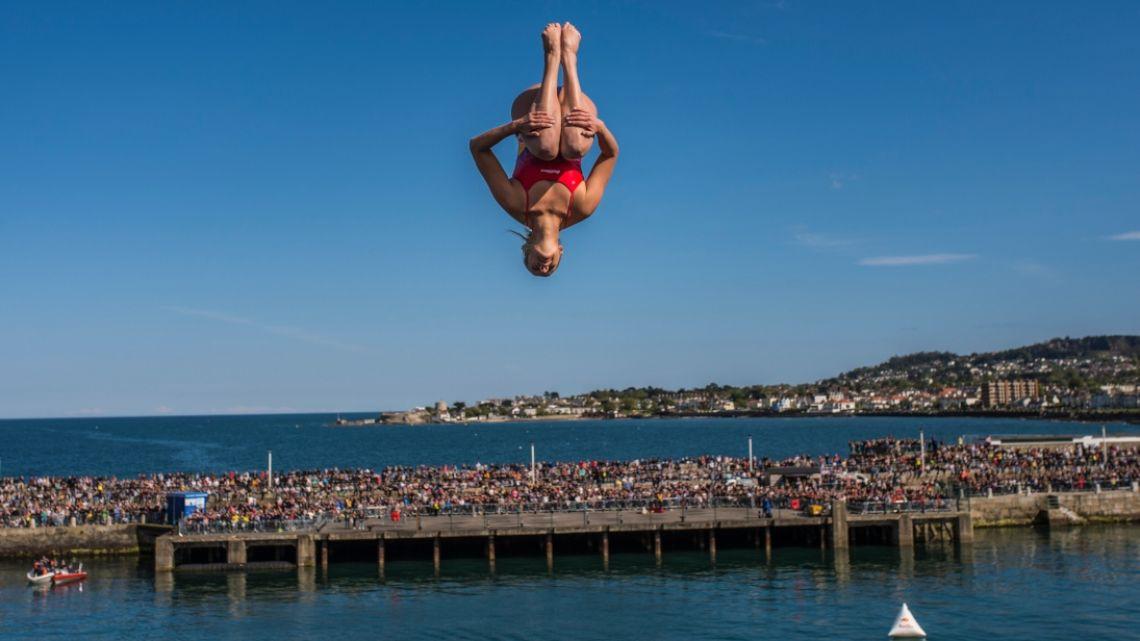 Weekend | Competencia de clavados a 27 metros de altura