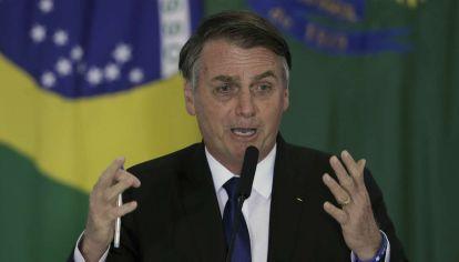 Jair Bolsonaro quiere una Copa América sin incidentes y extrema las medidas de seguridad.