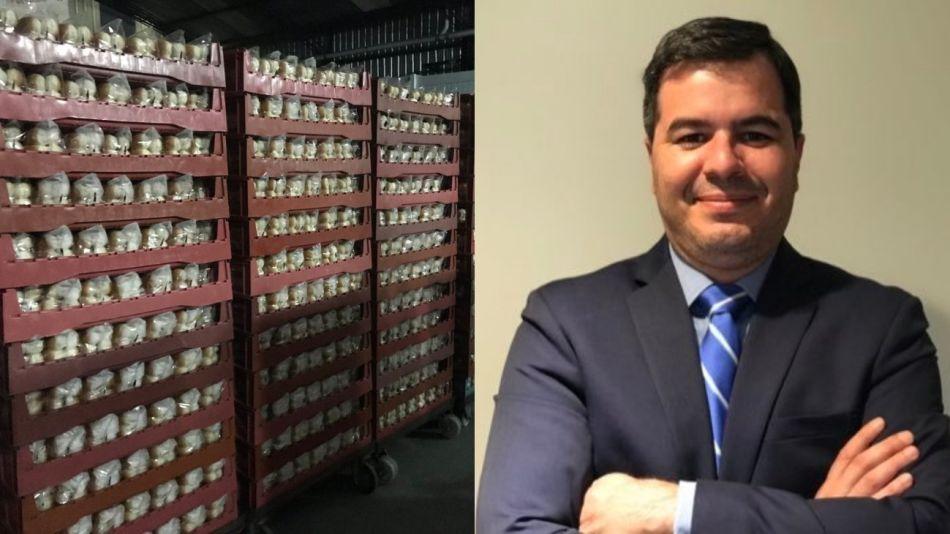 Pablo Ricatti, el emprendedor que será recibido por Macri.