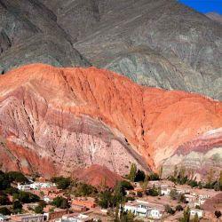 La Quebrada de Humahuaca fue declarada Patrimonio de la Humanidad en 2003.