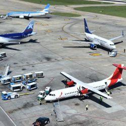 Hoy operan siete aerolíneas low cost en nuestro país.