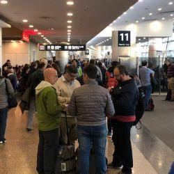 La cantidad de pasajeros se ha incrementado notablemente en los últimos tiempos.