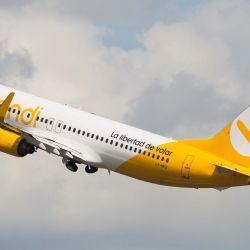Flybondi lleva transportados más de 1.300.000 pasajeros.