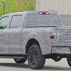 Ford ya prueba el restyling de la F-150