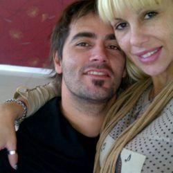 Murió carbonizado el ex novio de Mónica Farro