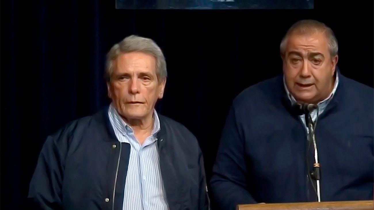 """La CGT le contesta a Moyano: """"Todos los dirigentes saben que hay reunión"""""""