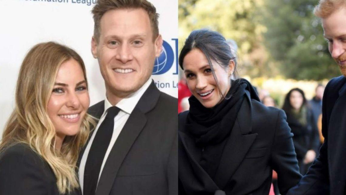 El ex marido de Meghan Markle se casó con una joven millonaria
