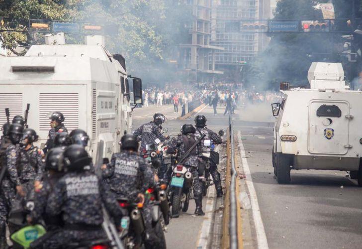 20190514 Venezuela Represion