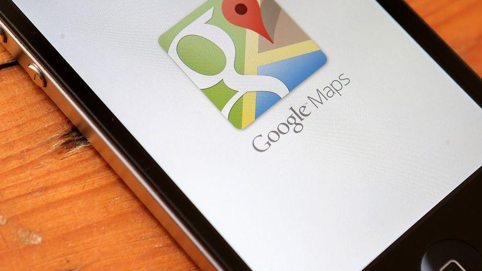 Google Maps GETTY Sub