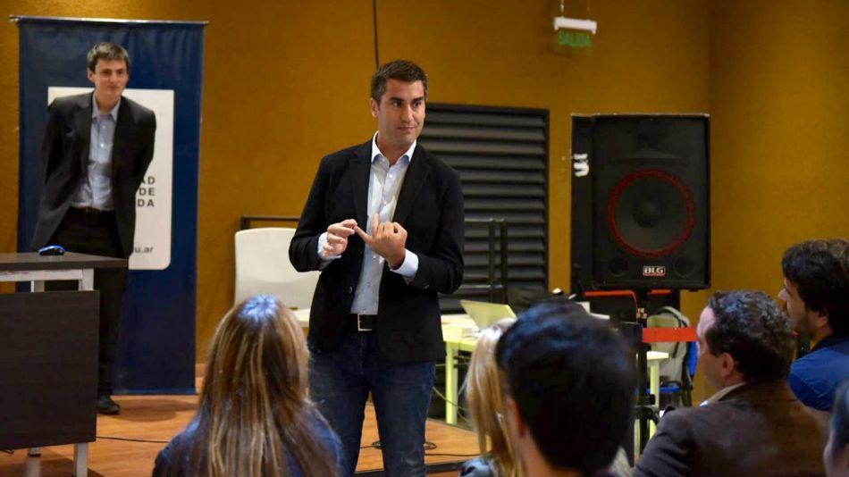 Manuel Mosca, titular de la Cámara de Diputados de la Provincia de Buenos Aires.