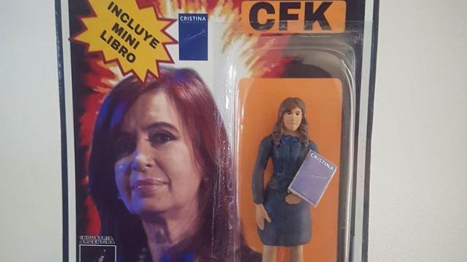 muñeca Cristina Kirchner libro g_20190514
