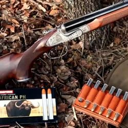 La firma Sabatti ha incluido en su vasto catálogo una línea de rifles dobles a un precio más razonable.