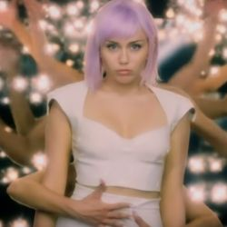 Miley Cyrus en Black Mirror
