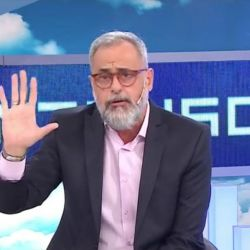 Jorge Rial, indignado con APTRA