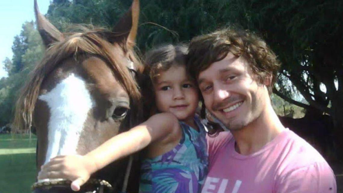 Benjamín Vicuña compartió un conmovedor relato en el cumpleaños de Blanquita