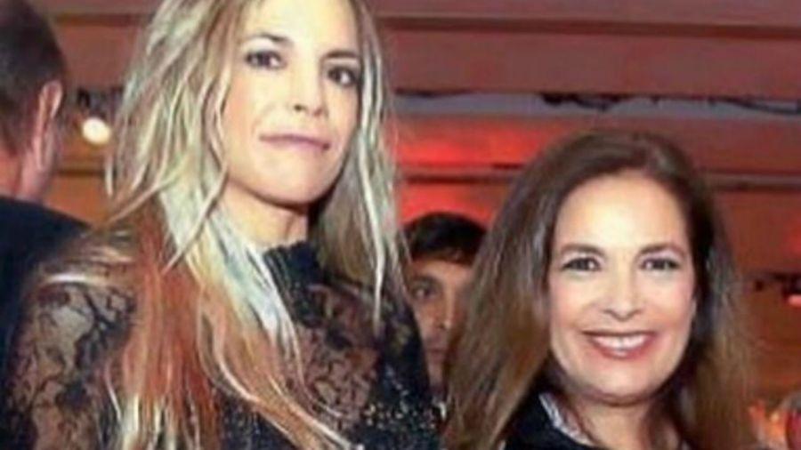 Sonsoles Rey y Sandra