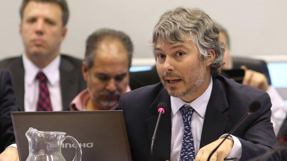 El presidente de la Unidad de Información Financiera (UIF), Mariano Federici.