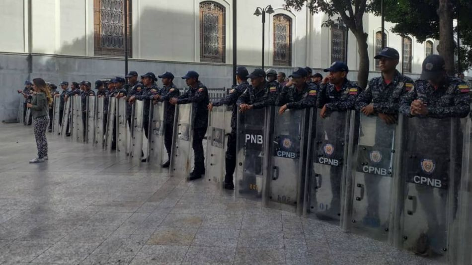 toma militar asamblea nacional venezuela