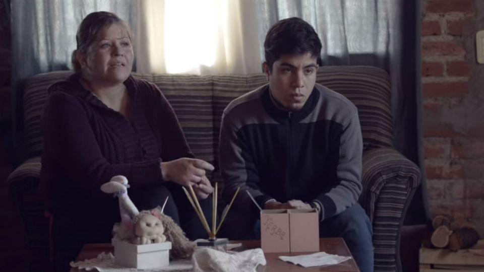 Yoel dio su testimonio de los abusos que sufrió junto a su madre.