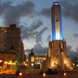 El Monumento a la Bandera es el gran clásico de Rosario.